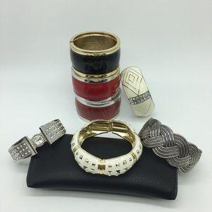 Jewelry - 7 set/lots bangle cuff bracelet on sale jewelry